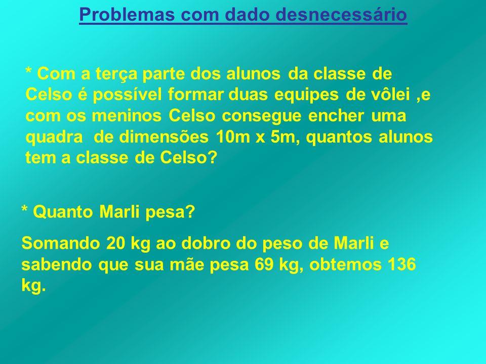 Como resolver um problema que envolve equação matemáticas.