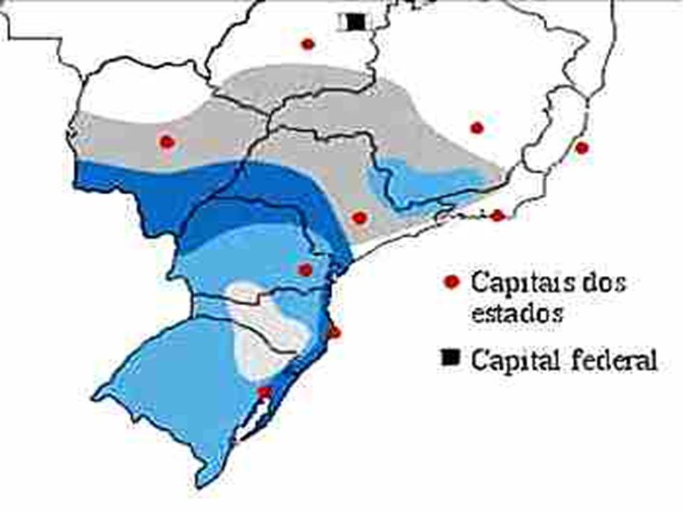 Variabilidade temporal Elas ocorrem principalmente nos meses de inverno (junho a agosto), mas há muitos registros de geadas no início do outono ou final da primavera.
