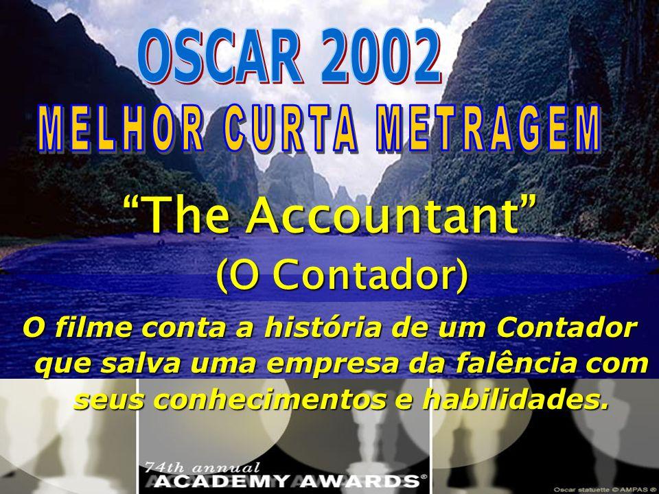 The Accountant (O Contador) O filme conta a história de um Contador que salva uma empresa da falência com seus conhecimentos e habilidades.