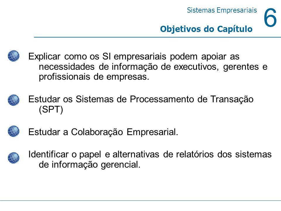 6 Sistemas Empresariais Sistemas de Informação Contábil