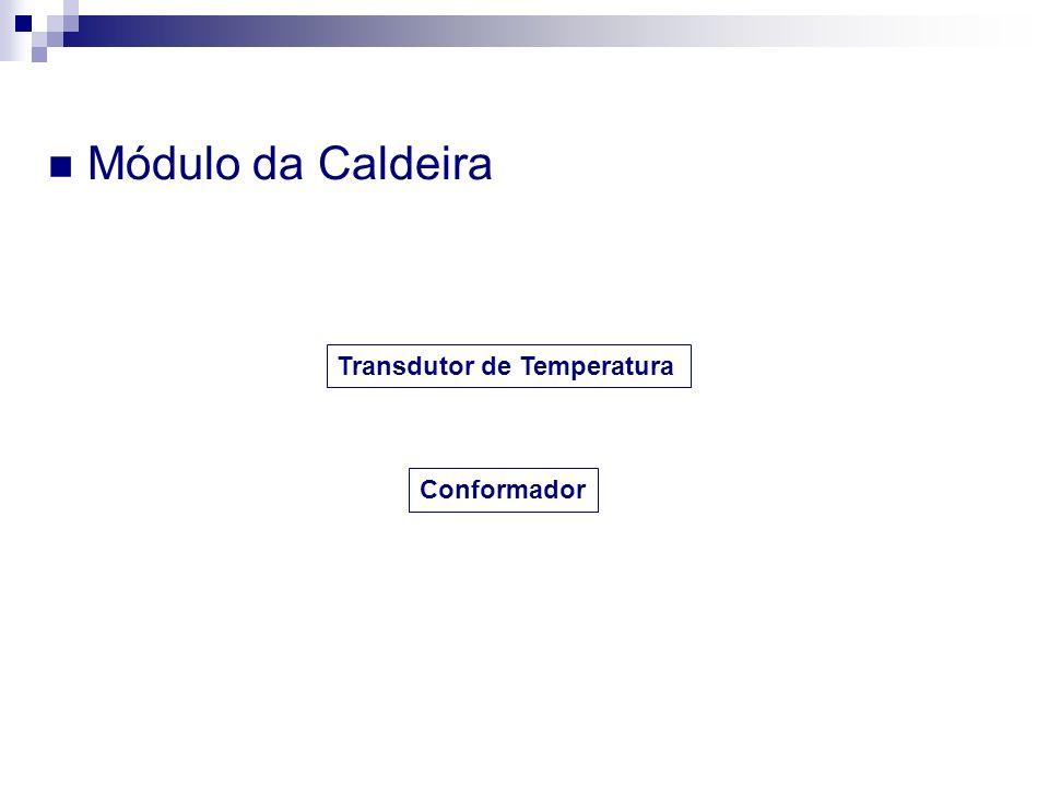 Transdutores de Temperatura A escolha do transdutor mais adequado deve obedecer a algumas diretrizes, como a precisão e o intervalo de temperatura de operação.