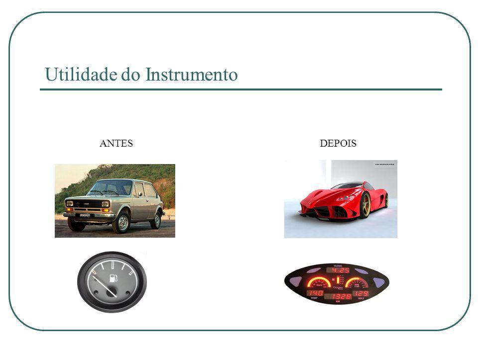 Utilidade do Instrumento ANTESDEPOIS
