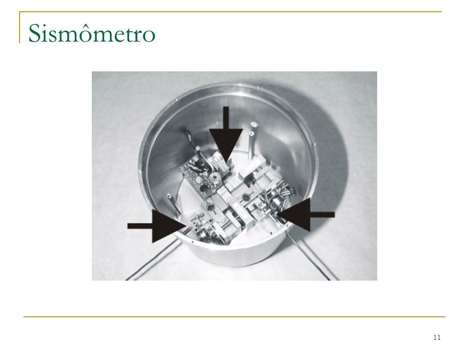 11 Sismômetro