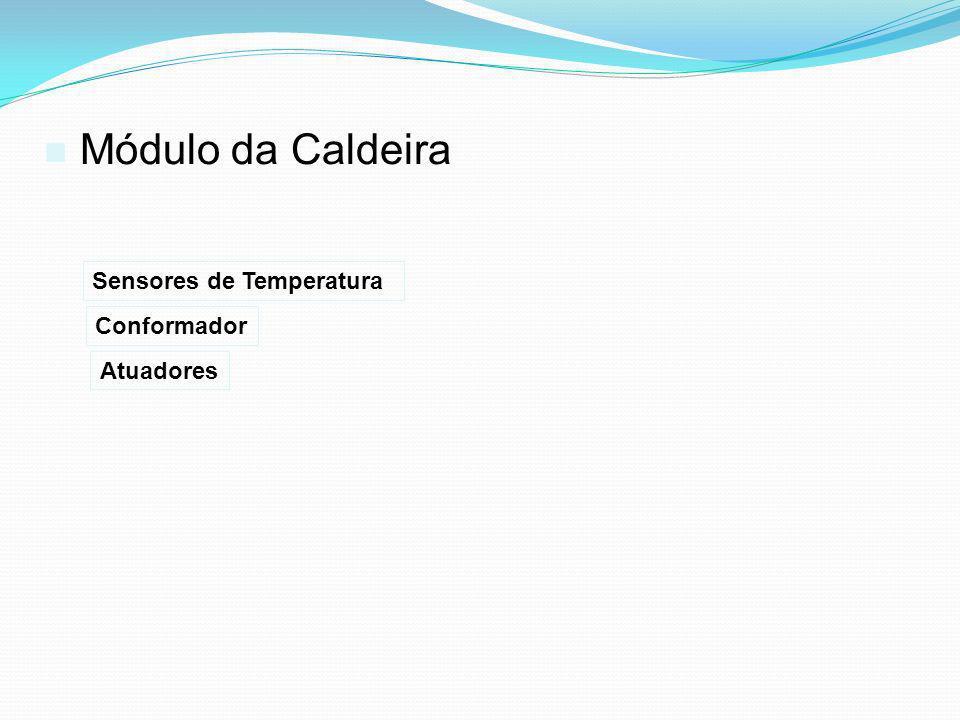 Sensores de Temperatura (Termopares T)