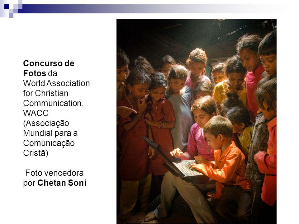 Concurso de Fotos da World Association for Christian Communication, WACC (Associação Mundial para a Comunicação Cristã) Foto vencedora por Chetan Soni