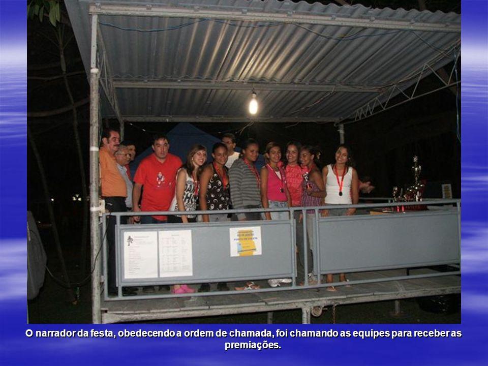 Representando a Igreja do Rudge Ramos, Eric e Marcio de Moraes.