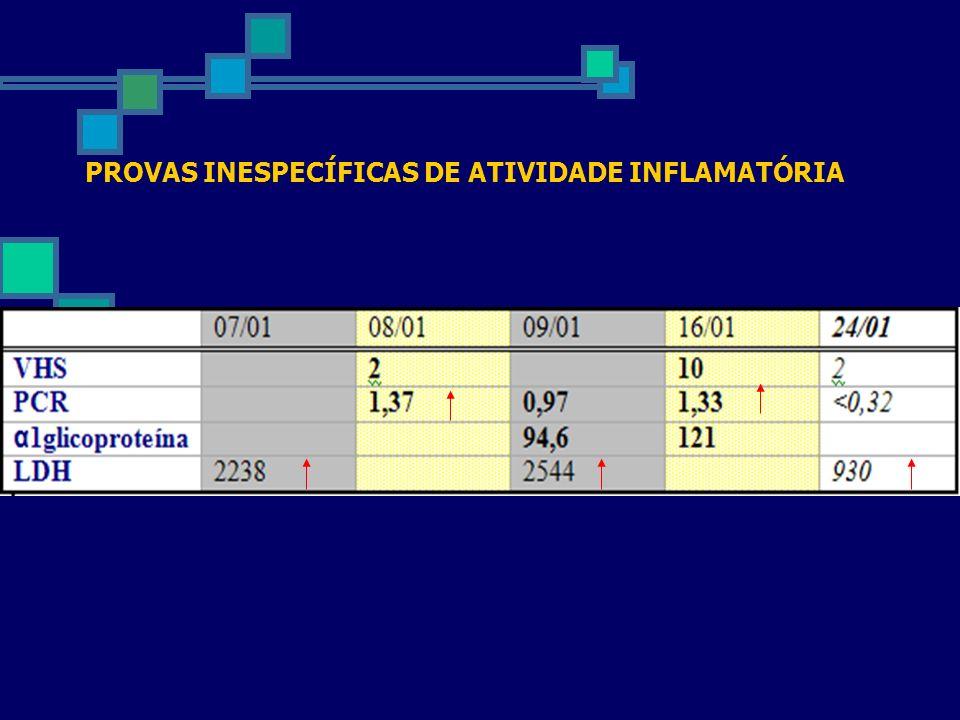 PROVAS INESPECÍFICAS DE ATIVIDADE INFLAMATÓRIA