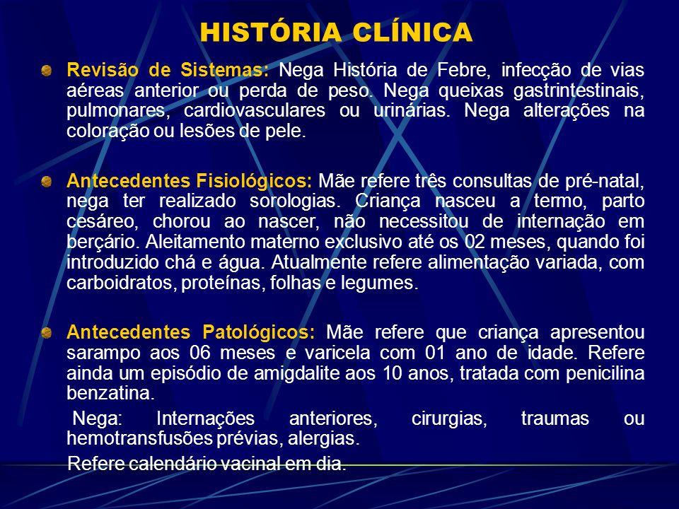 Hipóteses Diagnósticas Doenças que cursam com poliartrite, FAN positivo e podem desenvolver Hipertensão Pulmonar - Lupus Eritematoso Sistêmico (Forma Juvenil) - Esclerose Sistêmica - Doença Mista do Colágeno