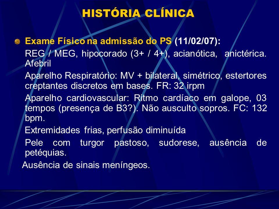 Critérios para LES do Colégio Americano de Reumatologia (Hochberg et al, 1997) 1.Eritema malar 2.Eritema discóide 3.Fotossensibilidade 4.Úlcera de mucosa oral ou nasal 5.Artrite não erosiva 6.Serosites (pleurite e/ou pericardite) 7.Alterações renais (proteinúria superior a 500 mg/dia e/ou presença de cilindrúria) 8.Alterações neurológicas (convulsão e/ou psicose na ausência de distúrbios metabólicos, hipertensão arterial ou infecções) 9.Alterações hematológicas [anemia hemolítica com reticulocitose e/ou leucopenia (menos que 4.000/mm 3) e/ou linfopenia (menos que 1.500/mm 3) e/ou plaquetopenia (menos que 100.000/ mm 3), em duas ou mais ocasiões] 10.Alterações imunológicas [presença de anticorpos anti-fosfolípides (anti-cardiolipina IgM ou IgG e/ou anti-coagulante lúpico e/ou reações sorológicas falsamente positivas para sífilis) e/ou anticorpo anti-DNA e/ou anticorpo anti-Sm] 11.FAN positivo