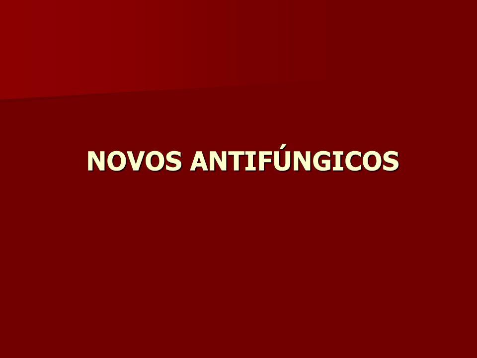 NOVOS ANTIFÚNGICOS