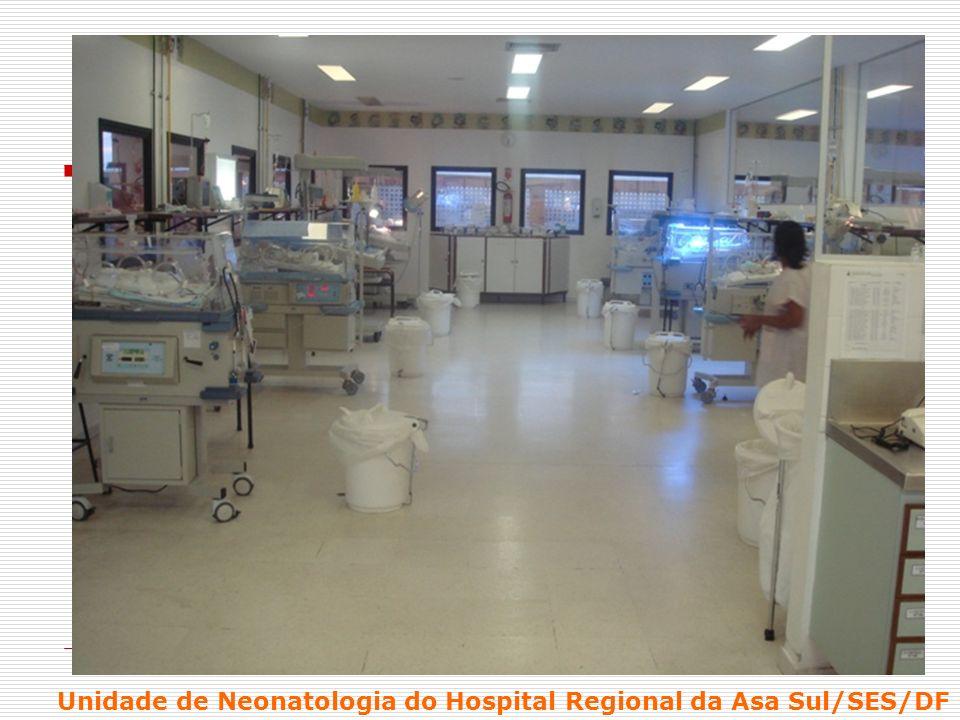 Unidade de Neonatologia do Hospital Regional da Asa Sul/SES/DF