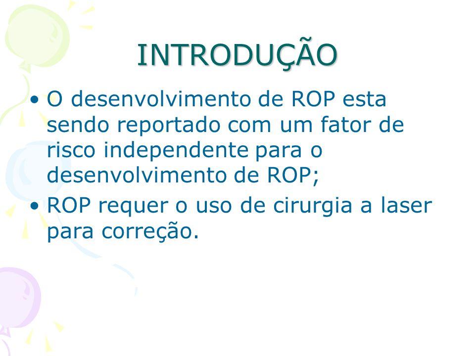 Retinopatia da prematuridade Autor(es): Rosângela Cândido Marinho, Nilcéia P. Lessa
