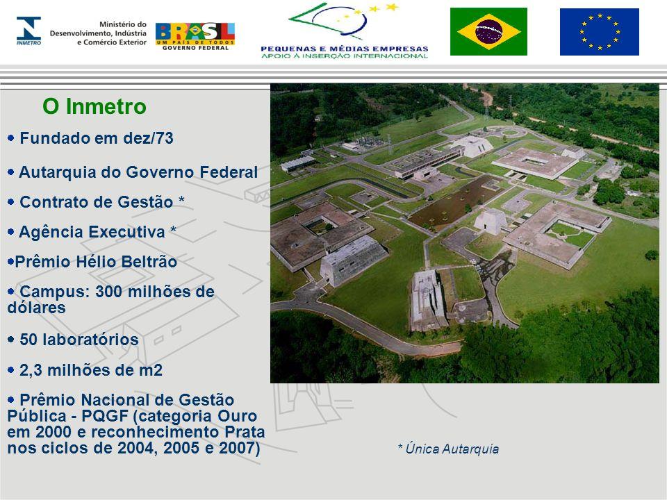 Prover confiança à sociedade brasileira nas medições e nos produtos, através da metrologia e da avaliação da conformidade, promovendo a harmonização das relações de consumo, a inovação e a competitividade do País.