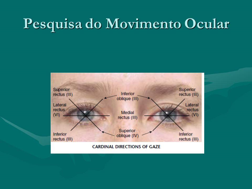 Pesquisa do Movimento Ocular