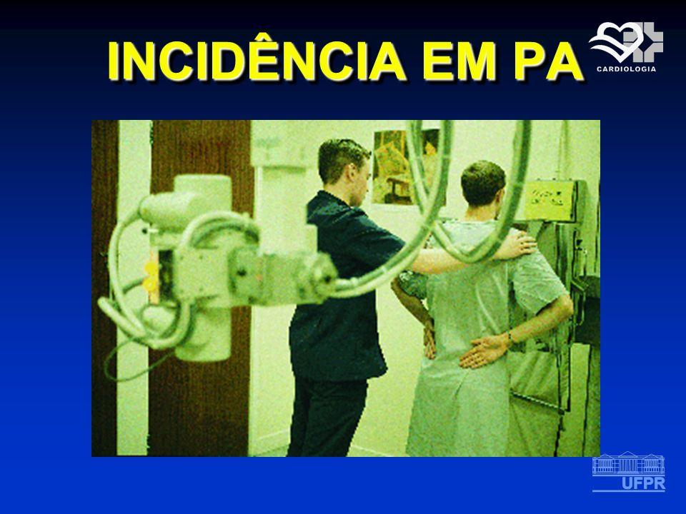 INCIDÊNCIA EM PA