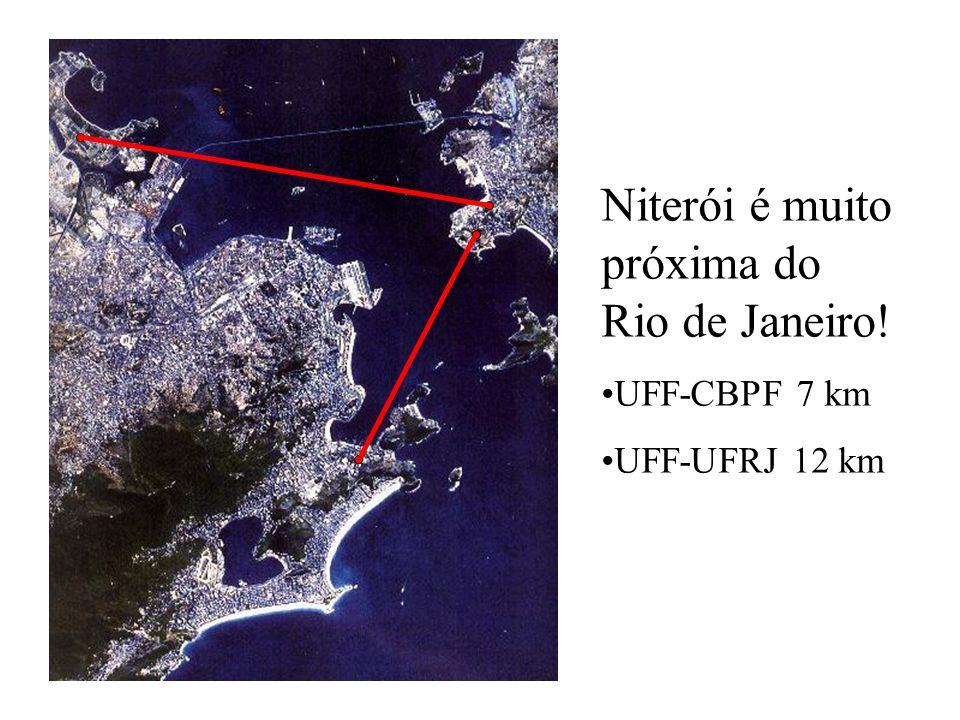 Resultados da Fase 1 mais de 1300 equipamentos ligados (12/1999) acesso externo em 2 Mbps possibilidade de segundo enlace UFF-UFRJ atendimento inicial limitado a redes locais existentes