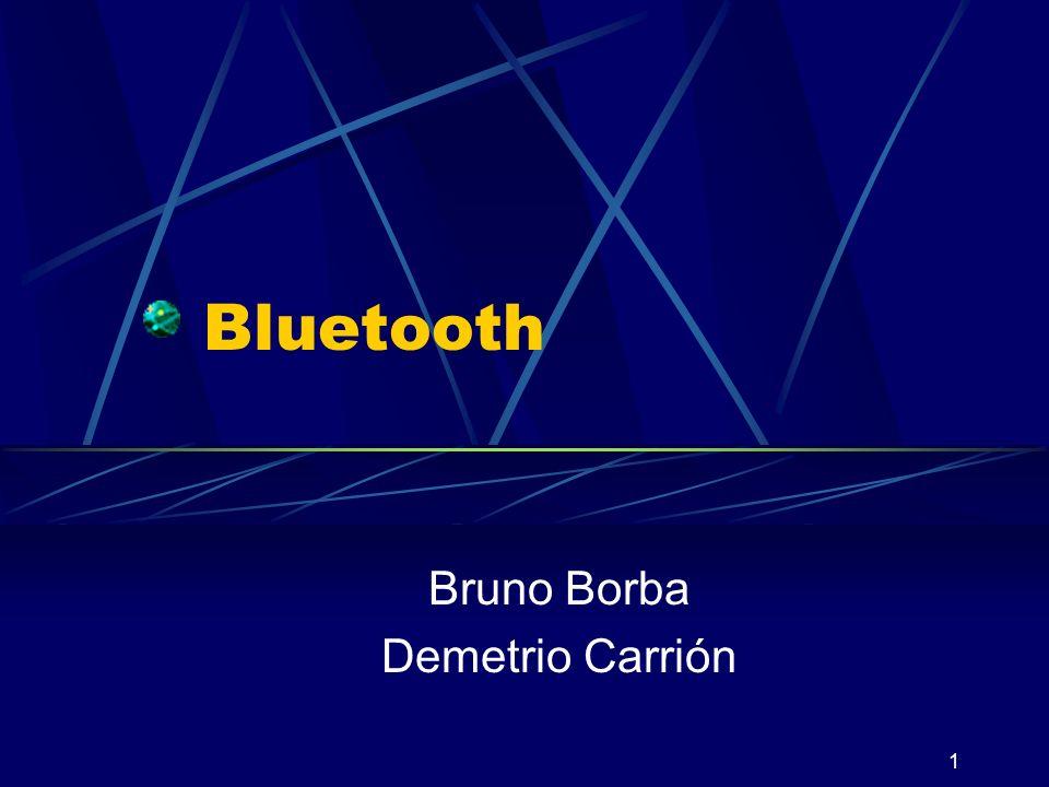 1 Bluetooth Bruno Borba Demetrio Carrión