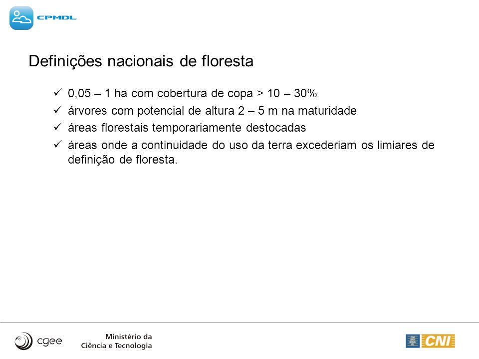 1 -DIRETRIZES DO PROTOCOLO DE QUIOTO REFERENTES AOS PROJETOS DE SEQÜESTRO DE CARBONO Projetos de florestamento e reflorestamento.