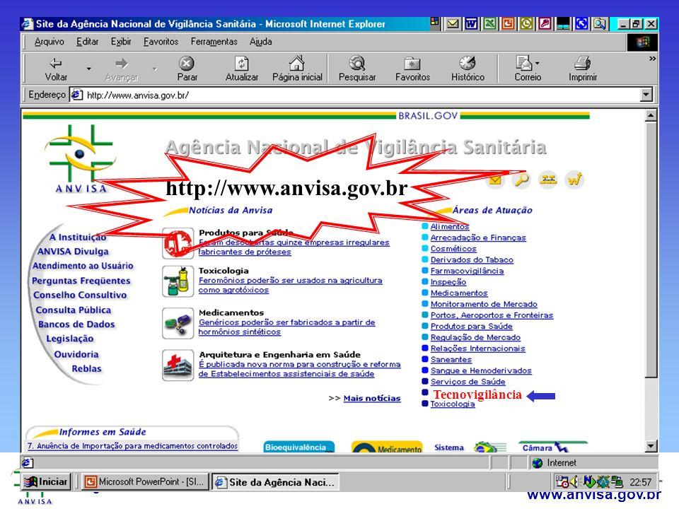 Agência Nacional de Vigilância Sanitária www.anvisa.gov.br Por que planejar a análise, interpretação e disseminação de dados? Assegurar análise qualit