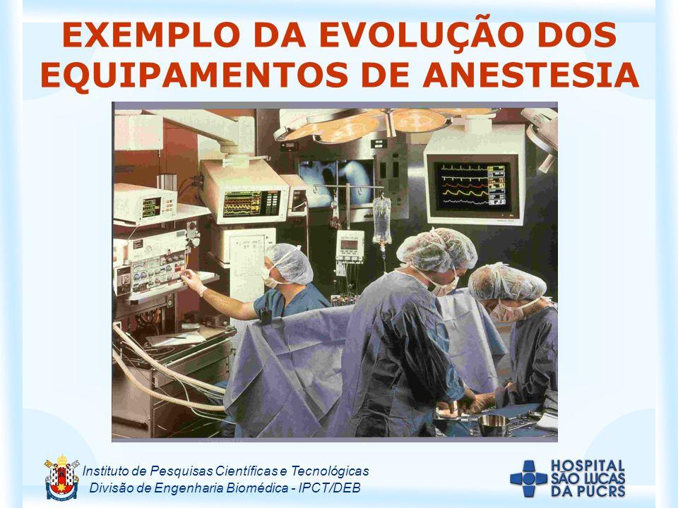 Instituto de Pesquisas Científicas e Tecnológicas Divisão de Engenharia Biomédica - IPCT/DEB CASO 2: INCUBADORA Recomendação Alterar o projeto da incubadora.