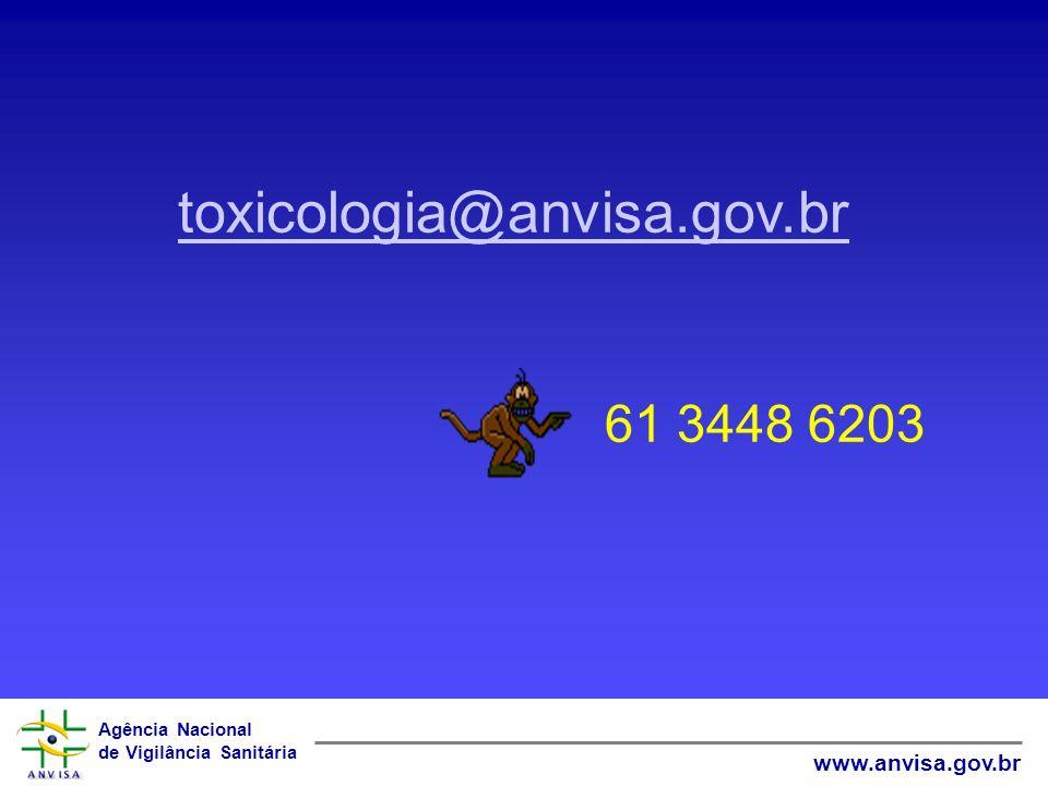 Agência Nacional de Vigilância Sanitária www.anvisa.gov.br Desafios Manutenção do sistema de registro vigente frente a pressões da Argentina para livr