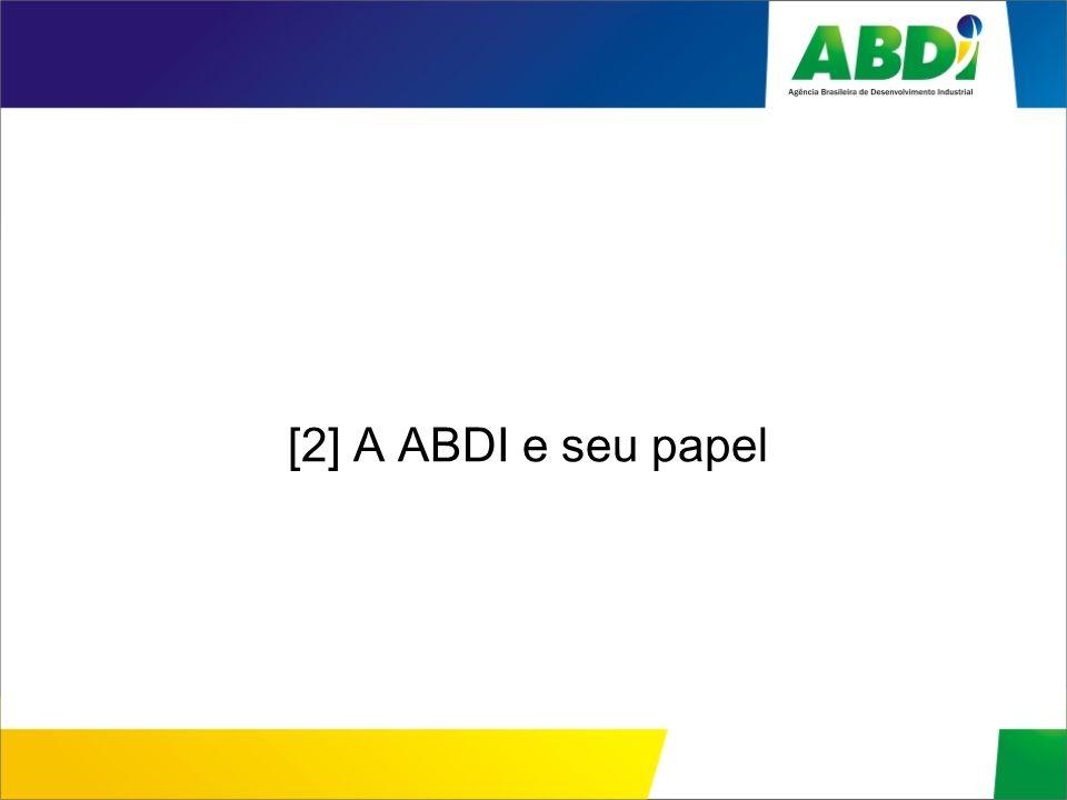 [2] A ABDI e seu papel