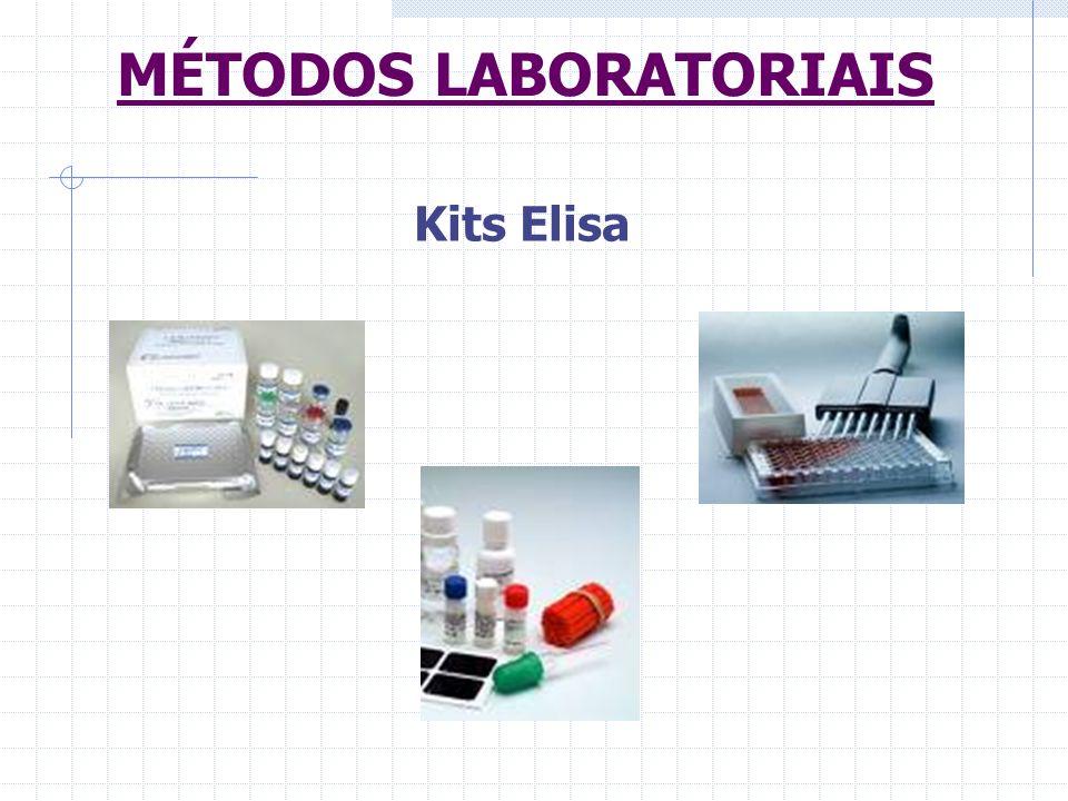 Kits Elisa MÉTODOS LABORATORIAIS