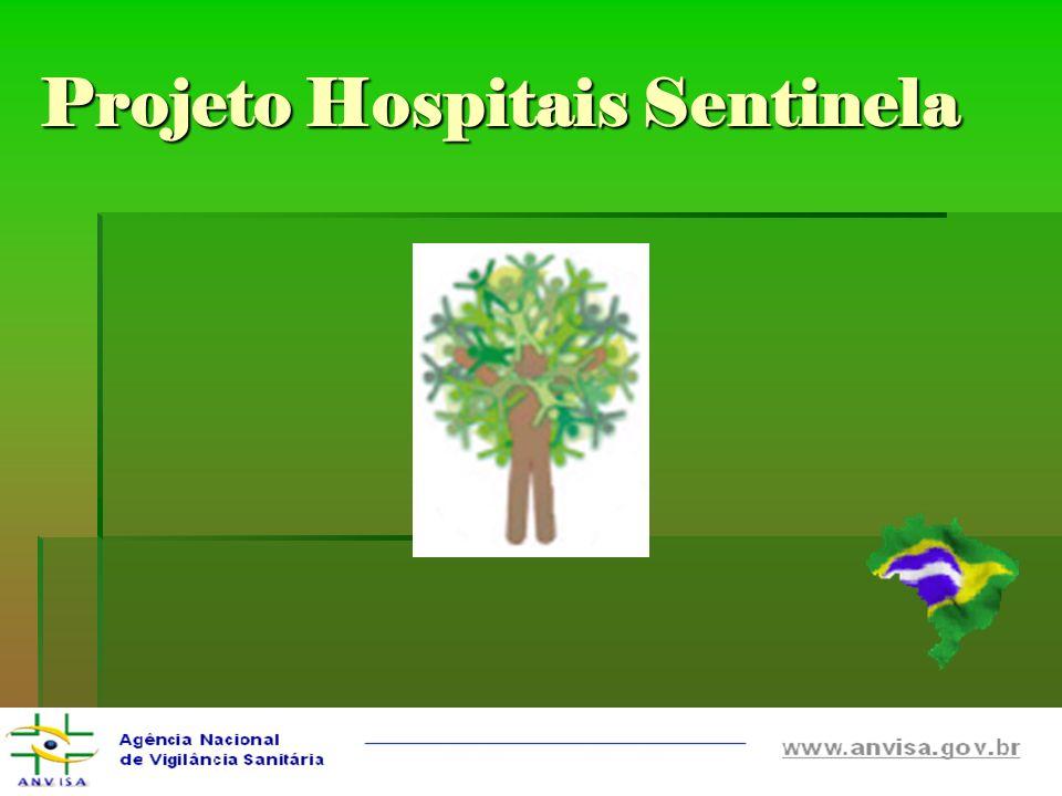 Projeto Hospitais Sentinela