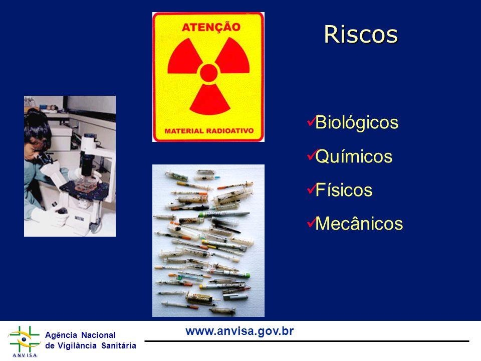 Agência Nacional de Vigilância Sanitária www.anvisa.gov.br Lixão em Aracajú - SE Lixão de Canabrava Salvador -Ba Lixão de Teresina - PI