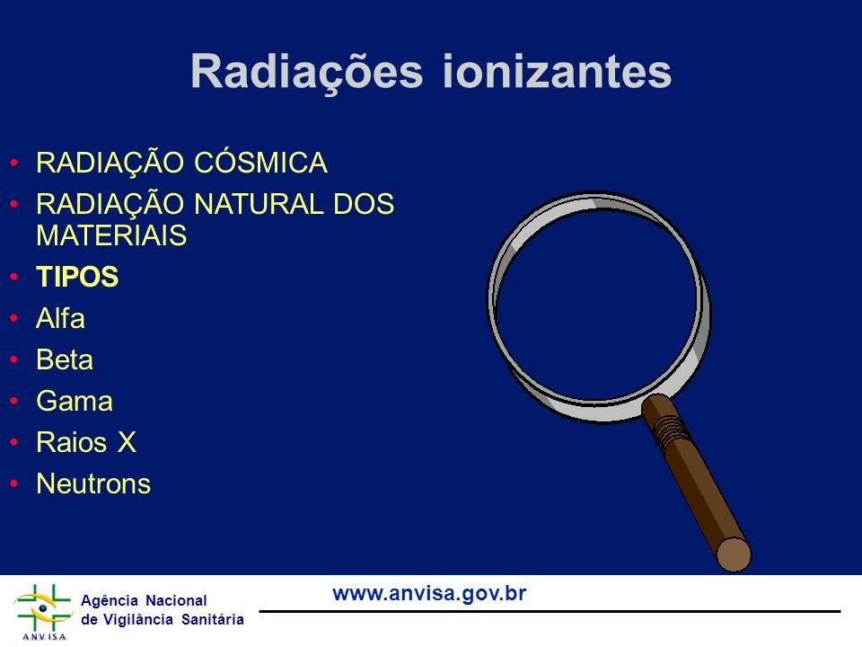 Agência Nacional de Vigilância Sanitária www.anvisa.gov.br Podem ser dispostos, sem tratamento prévio, em locais devidamente licenciados para disposição final de resíduos.