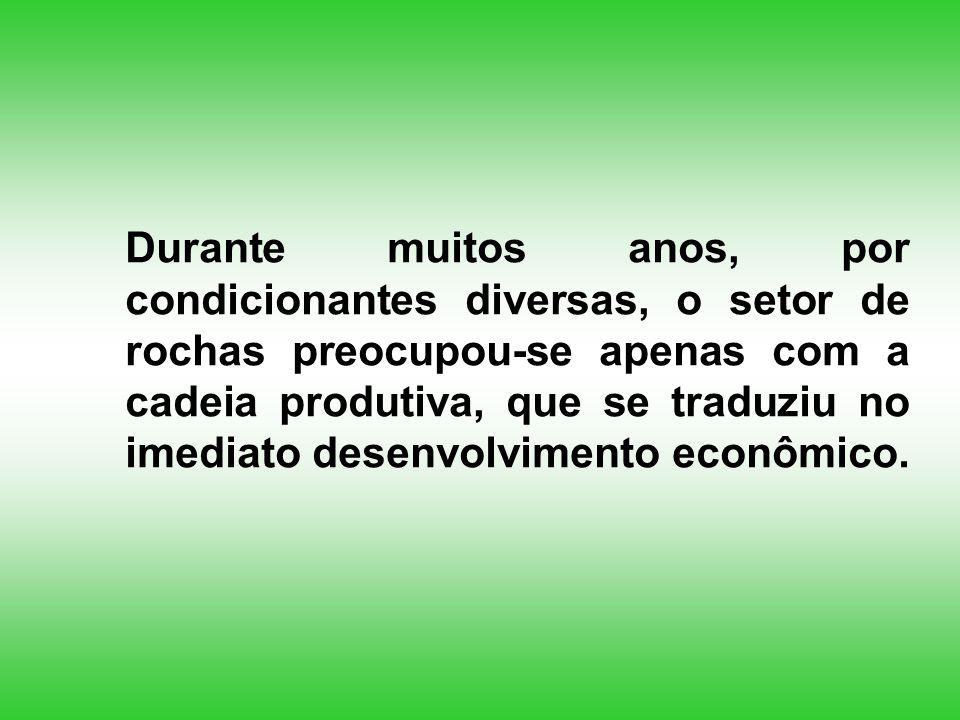Áreas potenciais para disposição de rejeitos de mármore e granito em Cachoeiro de Itapemirim, Viçosa - MARQUES (2001).