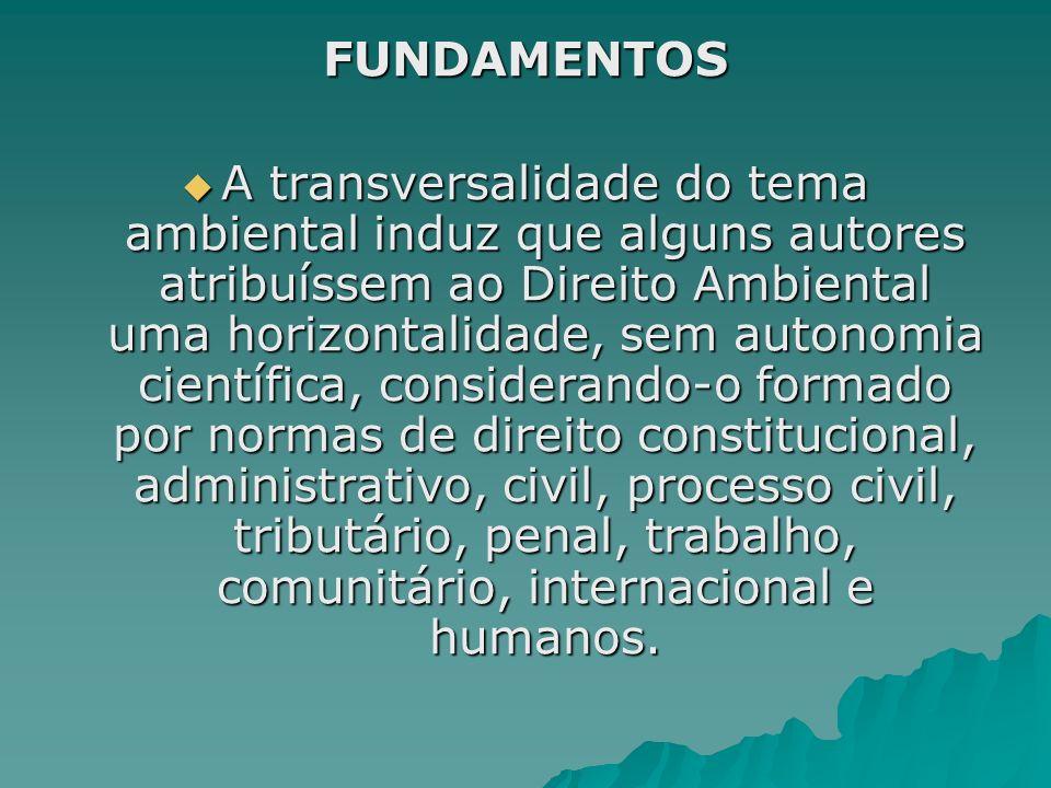 COMPETÊNCIA A questão da COMPETÊNCIA em matéria ambiental torna-se complexa pela pluralidade e abrangência do tema.