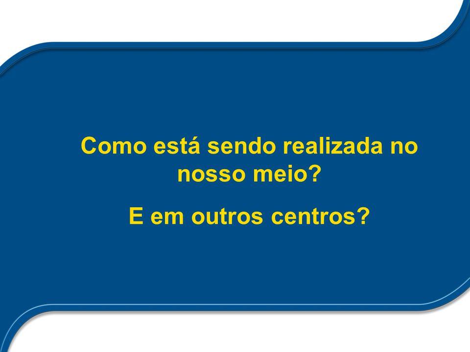 Revalidação do Título de Especialista Revalidação No Brasil - Aspectos Comuns Não vinha sendo feita de forma unificada e nem padronizada; Iniciativa de algumas Sociedades de Especialidade; Os critérios para avaliação não eram uniformes.