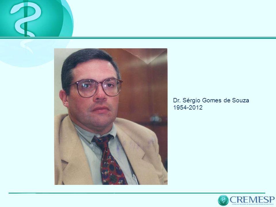 Dr. Sérgio Gomes de Souza 1954-2012