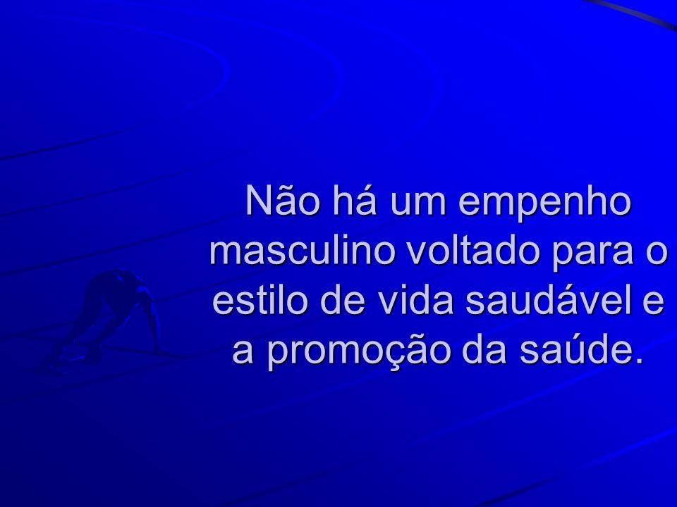 O cuidado não é visto como uma prática masculina. O ideal de homem (viril, forte, invulnerável e provedor), entretanto, vem sendo abalado a partir dos