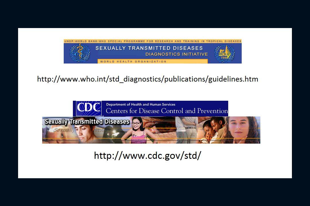 Classificação das DSTs Ulcerativas Sífilis Herpes Cancróide Donovanose Inflamatórias Gonorréia Chlamydia DIP Virais HIV HBV HPV Ectoparasitas Phitirus Sarcoptes