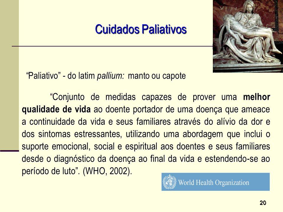 NOVO CÓDIGO DE ÉTICA MÉDICA BRASILEIRO INCLUI CUIDADOS PALIATIVOS Alguns destaques do Código de Ética Médica (2009): - Capítulo I (cont): O novo Códig