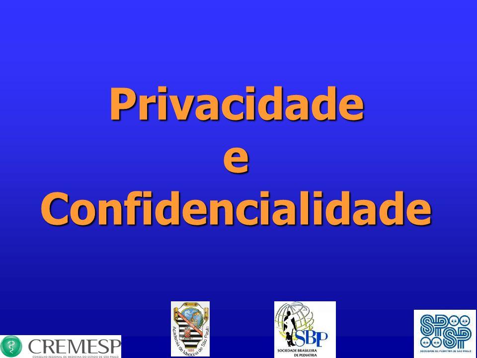 PrivacidadeeConfidencialidade