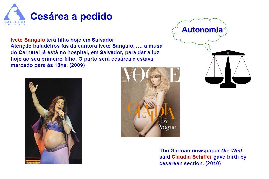 Cesárea a pedido Autonomia Ivete Sangalo terá filho hoje em Salvador Atenção baladeiros fãs da cantora Ivete Sangalo, …. a musa do Carnatal já está no