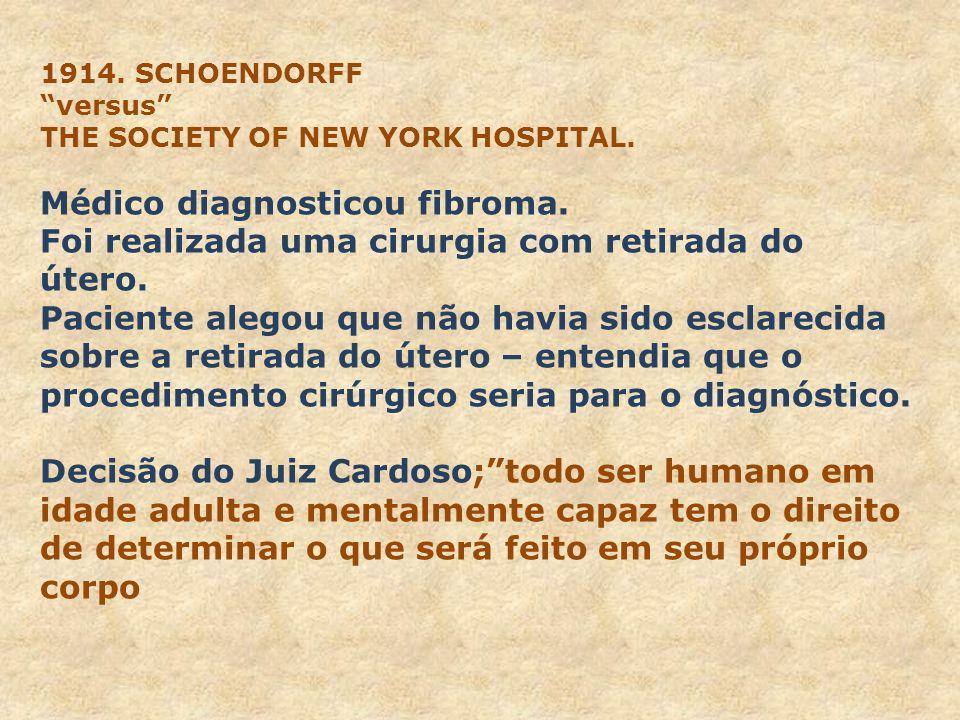 RESOLUÇÃO CFM Nº 1.805, DE 9 DE NOVEMBRO DE 2006 Diário Oficial da União; Poder Executivo, Brasília, DF, 28 nov.