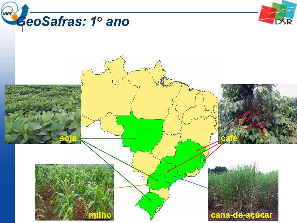 VALIDAÇÃO DO PRODUTO DE REFLECTÂNCIA DIÁRIA (MOD 09), DERIVADO DO SENSOR MODIS, POR MEIO DE RADIOMETRIA DE CAMPO EM CULTURA DE SOJA OBJETIVO: Avaliar o grau de precisão e confiabilidade do produto MOD 09 para utilização em áreas agrícolas.