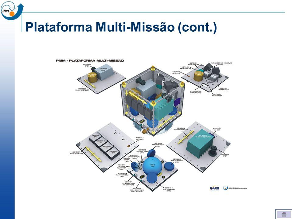 Plataforma Multi-Missão (cont.)