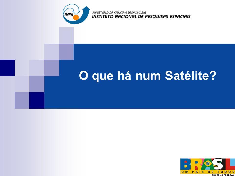 O que há num Satélite?
