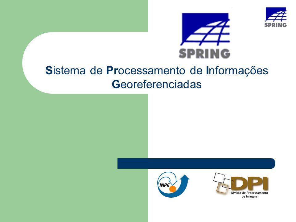 Sistema de Processamento de Informações Georeferenciadas