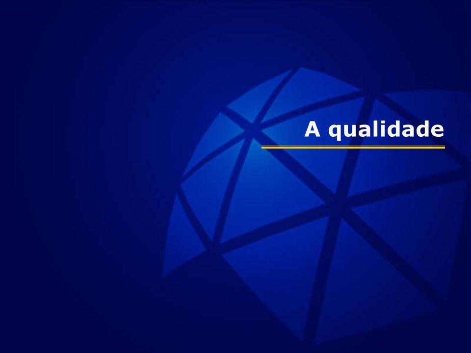 A qualidade