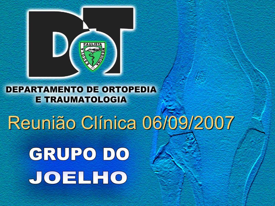 Reunião Clínica 06/09/2007