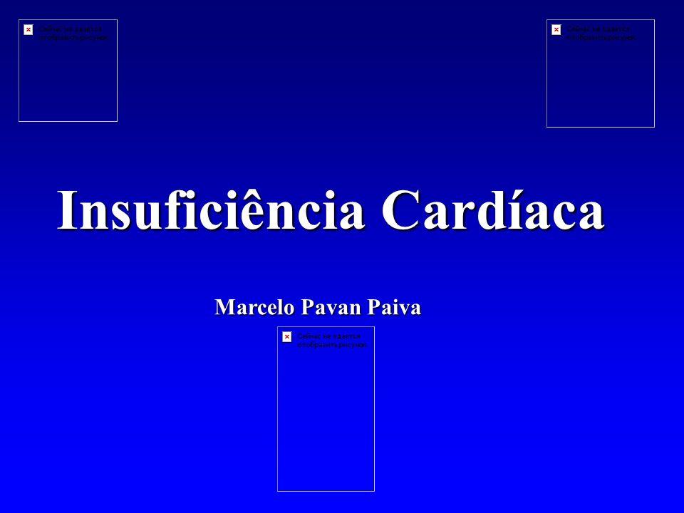 Insuficiência Cardíaca Marcelo Pavan Paiva