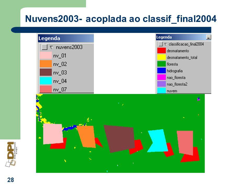 28 Nuvens2003- acoplada ao classif_final2004