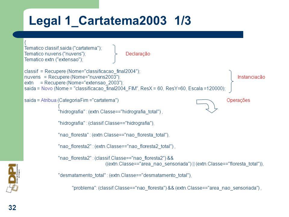 32 Legal 1_Cartatema2003 1/3 { Tematico classif,saida (
