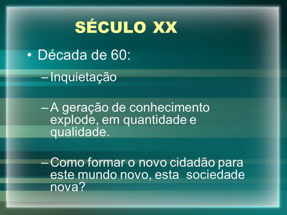 A INTELECTUALIDADE ACADÊMICA PENSA....